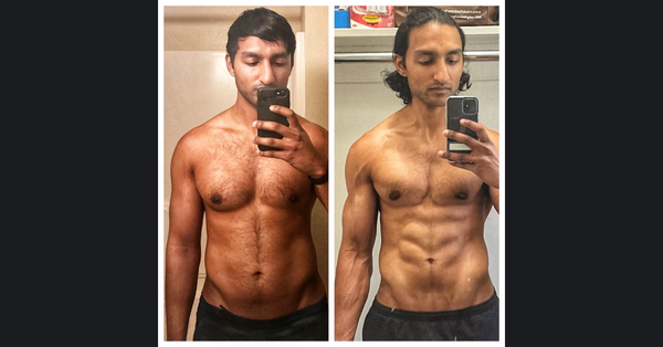 How I Got to 10% Body Fat